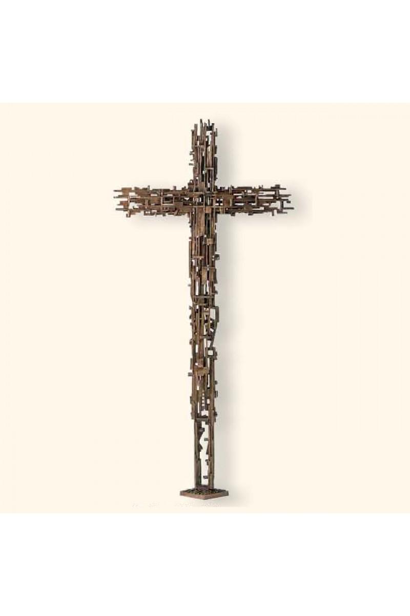 Бронзовый крест 24066/133