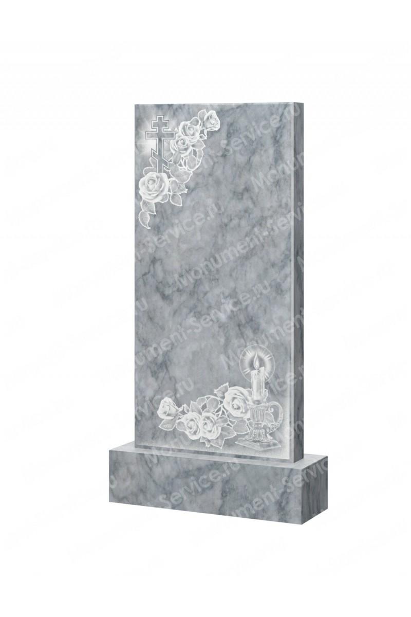 Памятник 1000-1 из мрамора