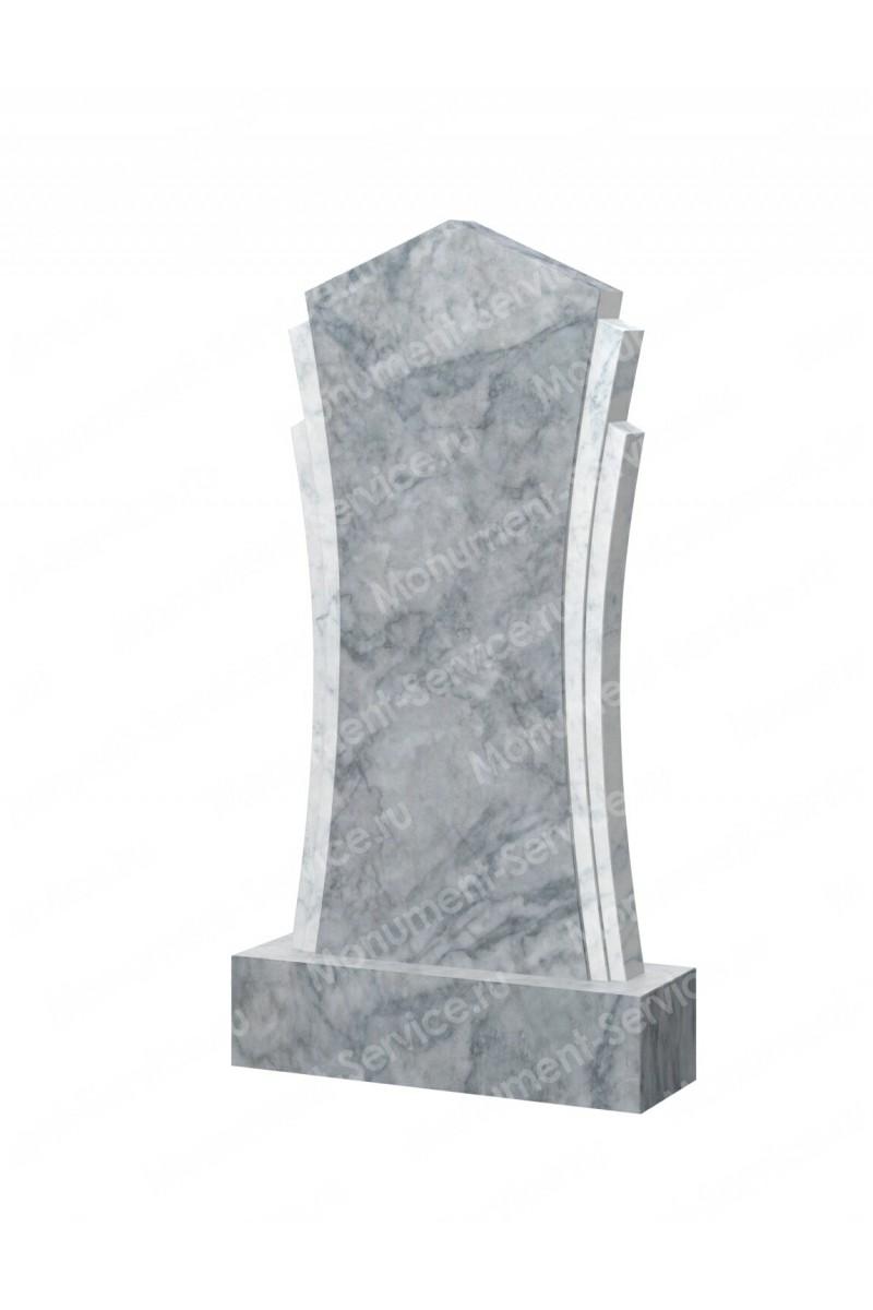 Памятник 1023-1 из мрамора