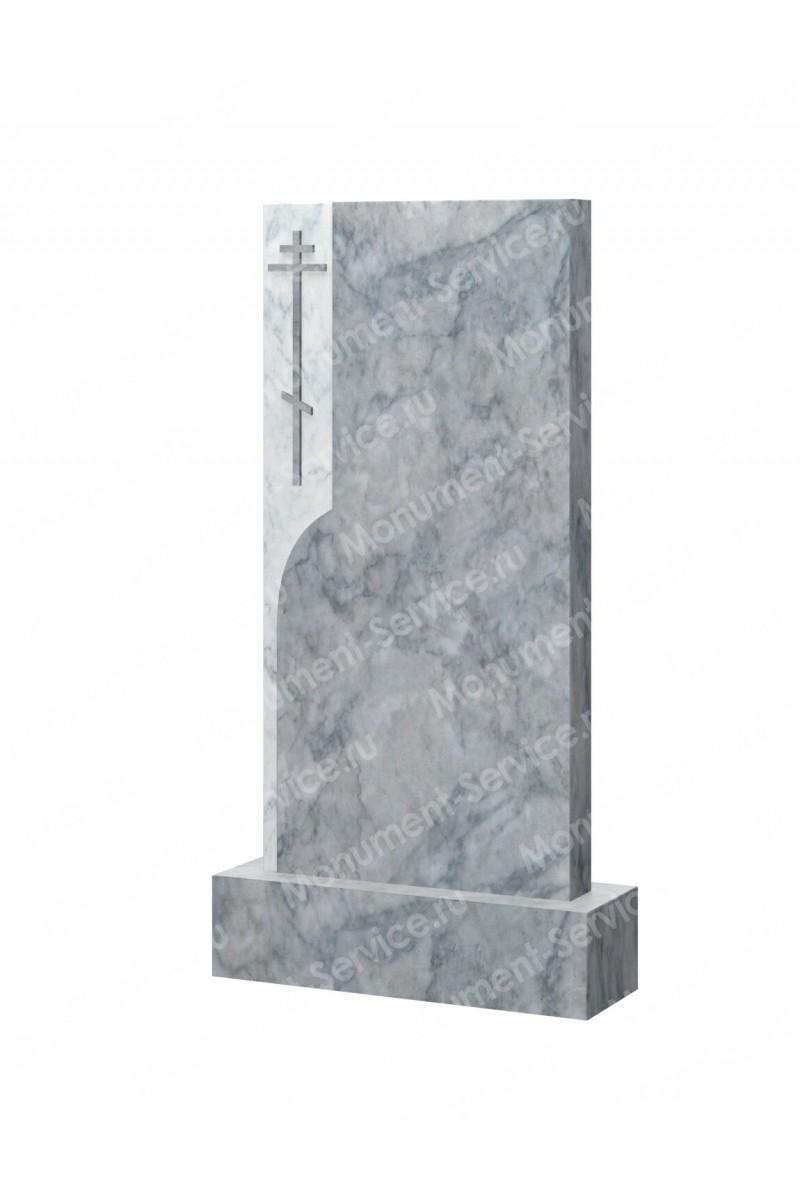 Памятник 1136-1 из мрамора