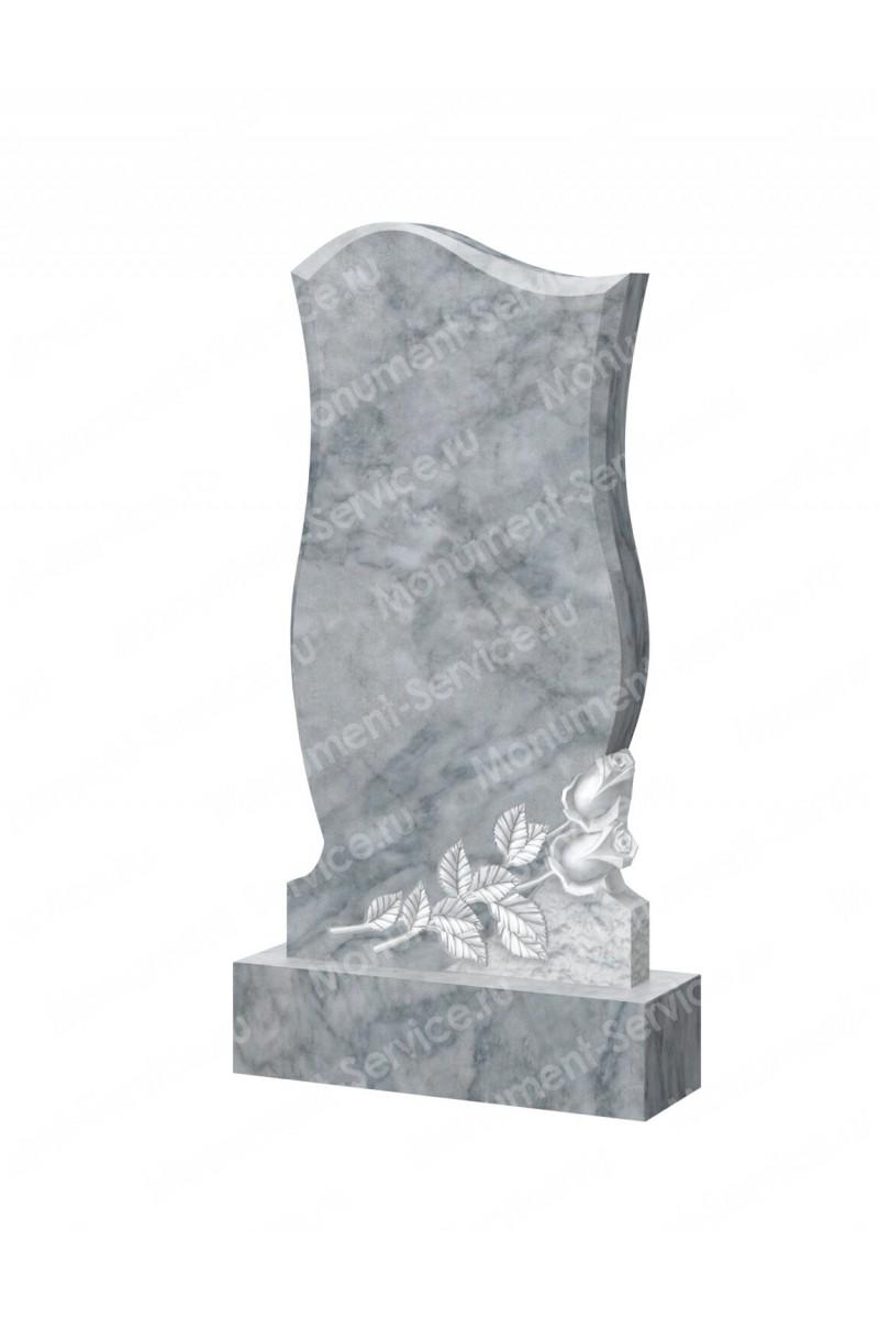 Памятник 1669 из мрамора