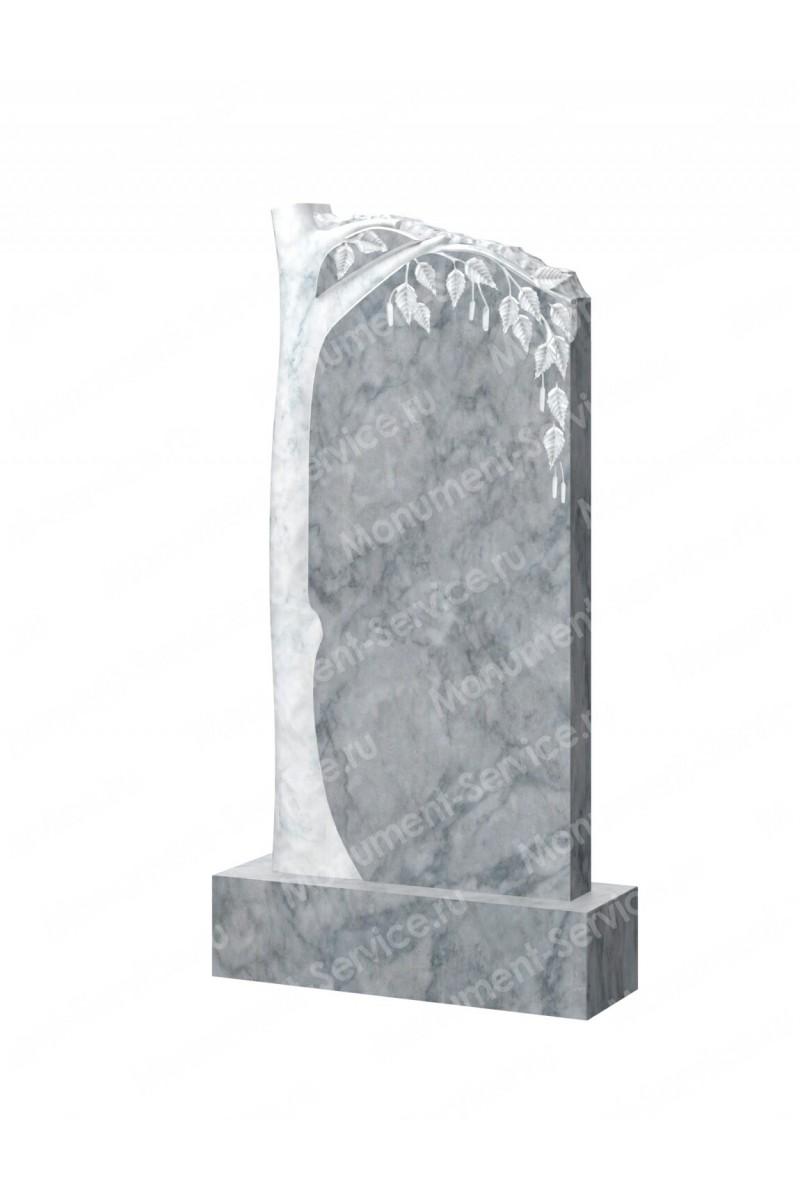 Памятник 1890 из мрамора
