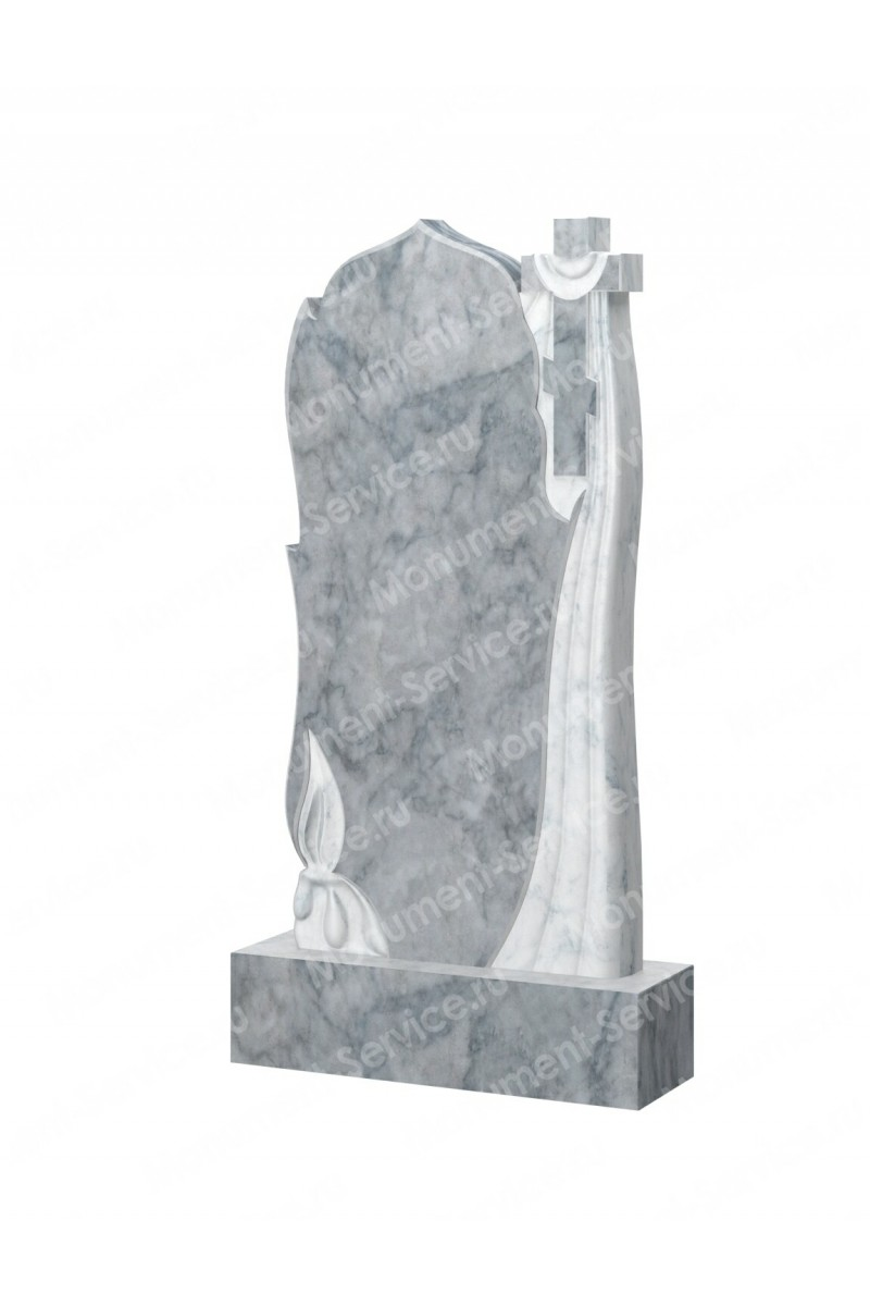 Памятник 1967 из мрамора