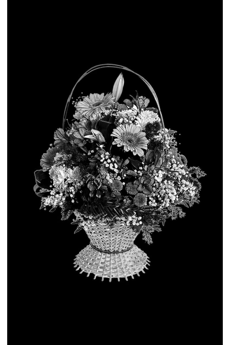 Цветы на памятник 153