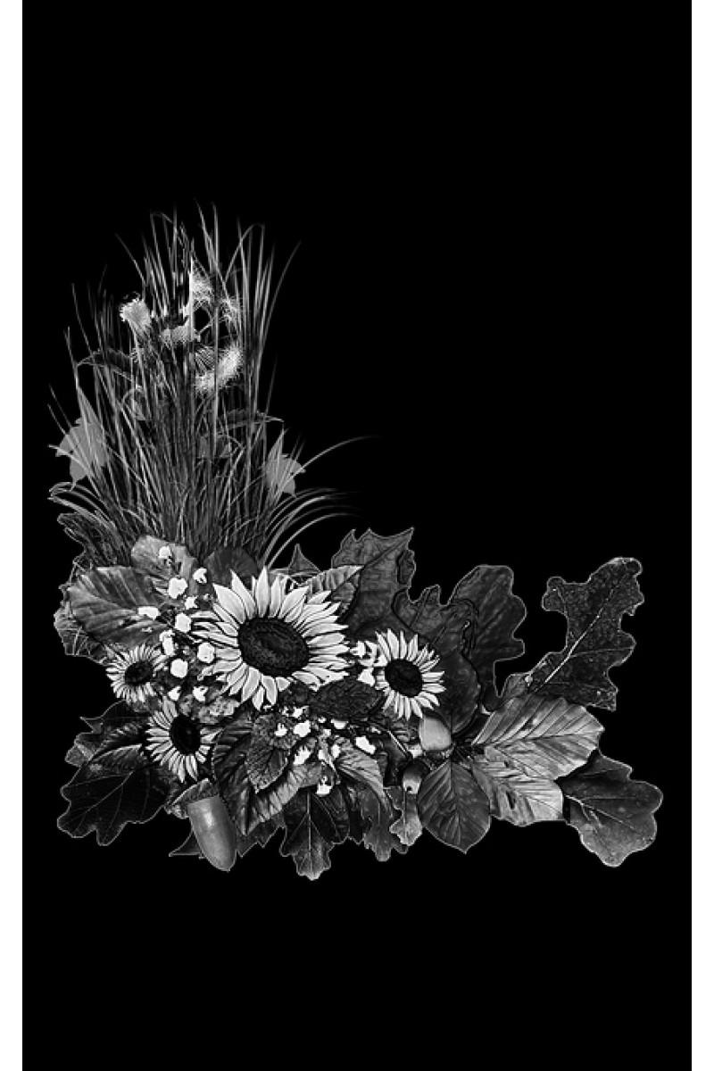 Цветы на памятник 253
