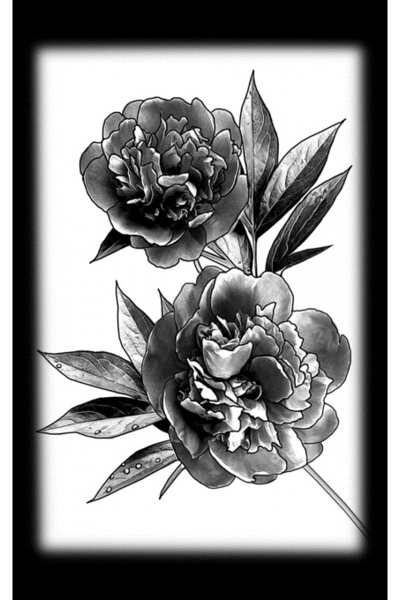 Цветы на памятник 263