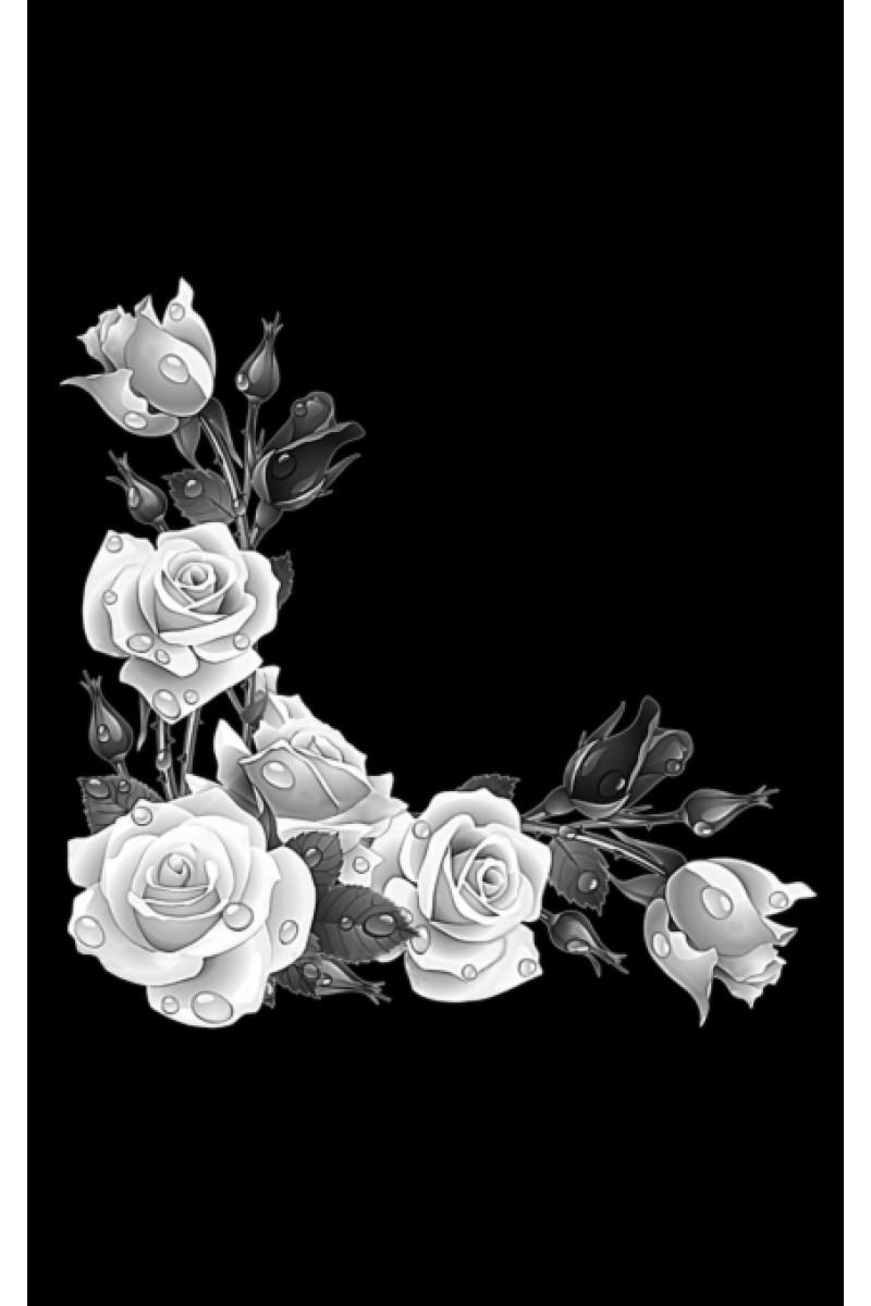Цветы на памятник 347