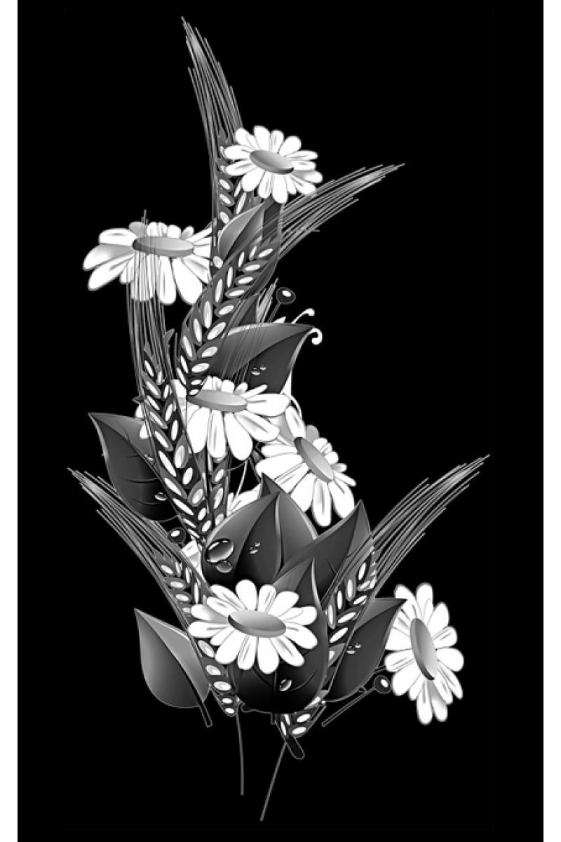 Цветы на памятник 396