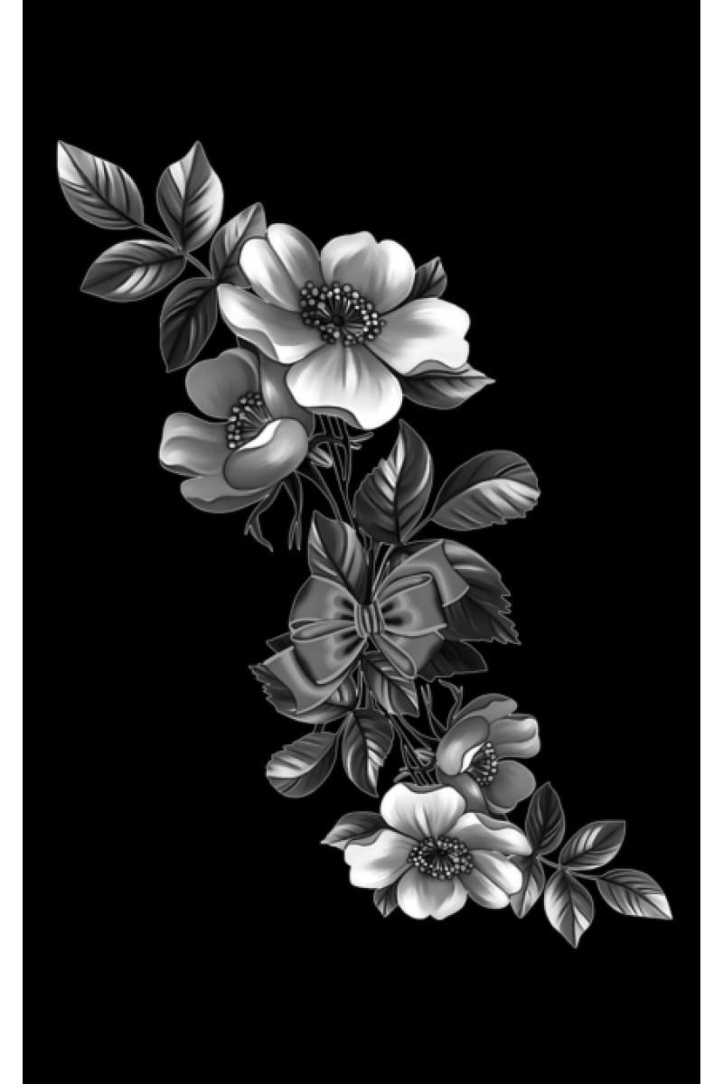 Цветы на памятник 583