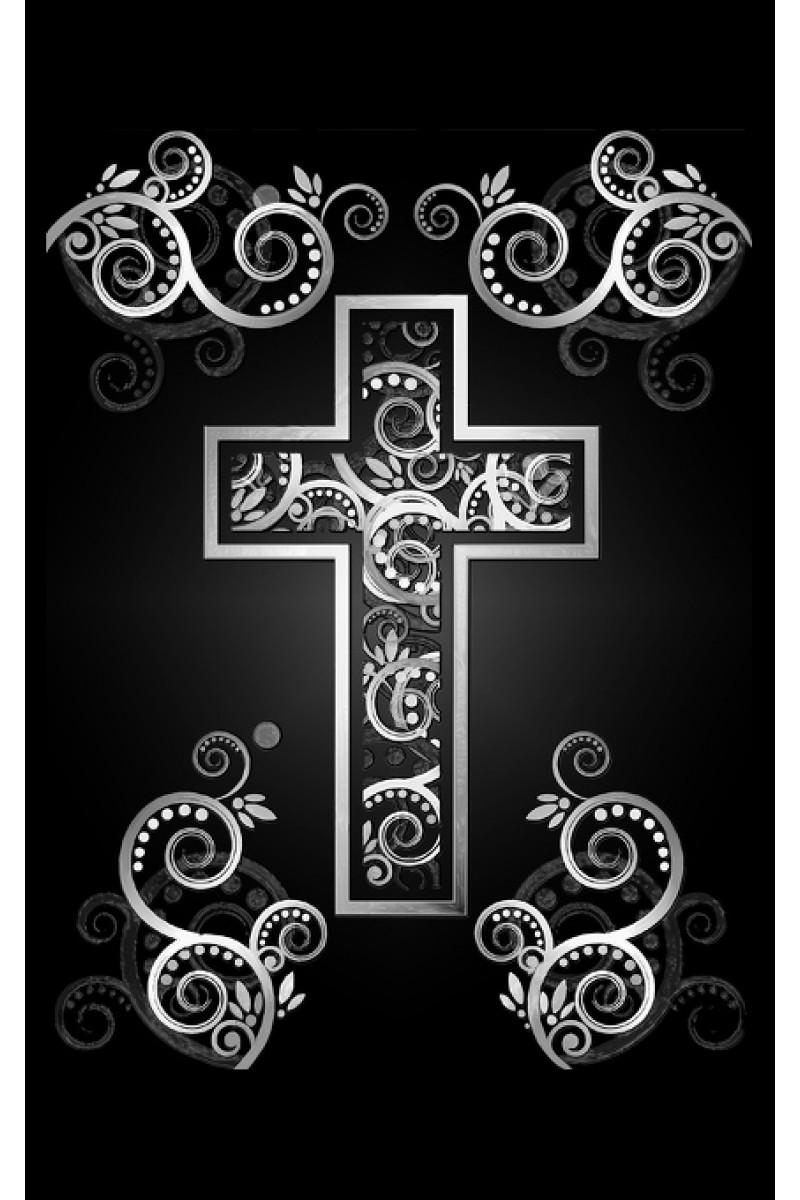 Крест на памятник 134