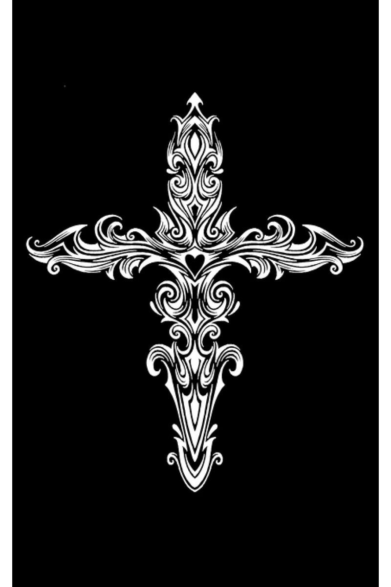 Крест на памятник 16