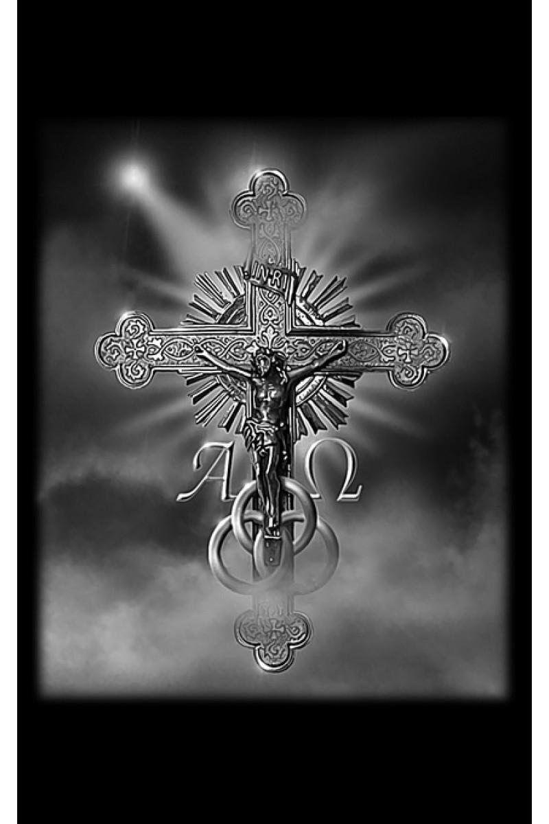 Крест на памятник 161