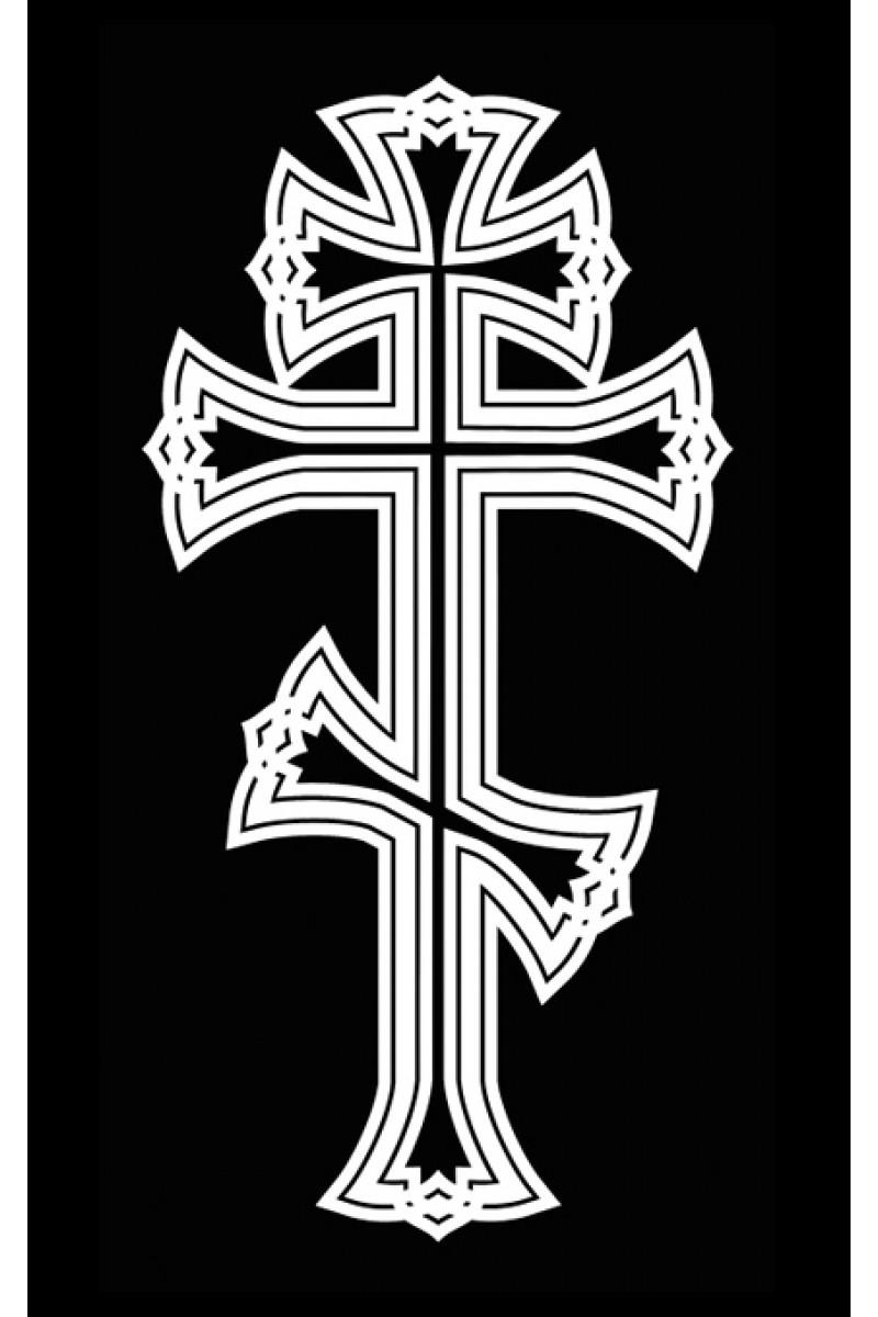 Крест на памятник 167