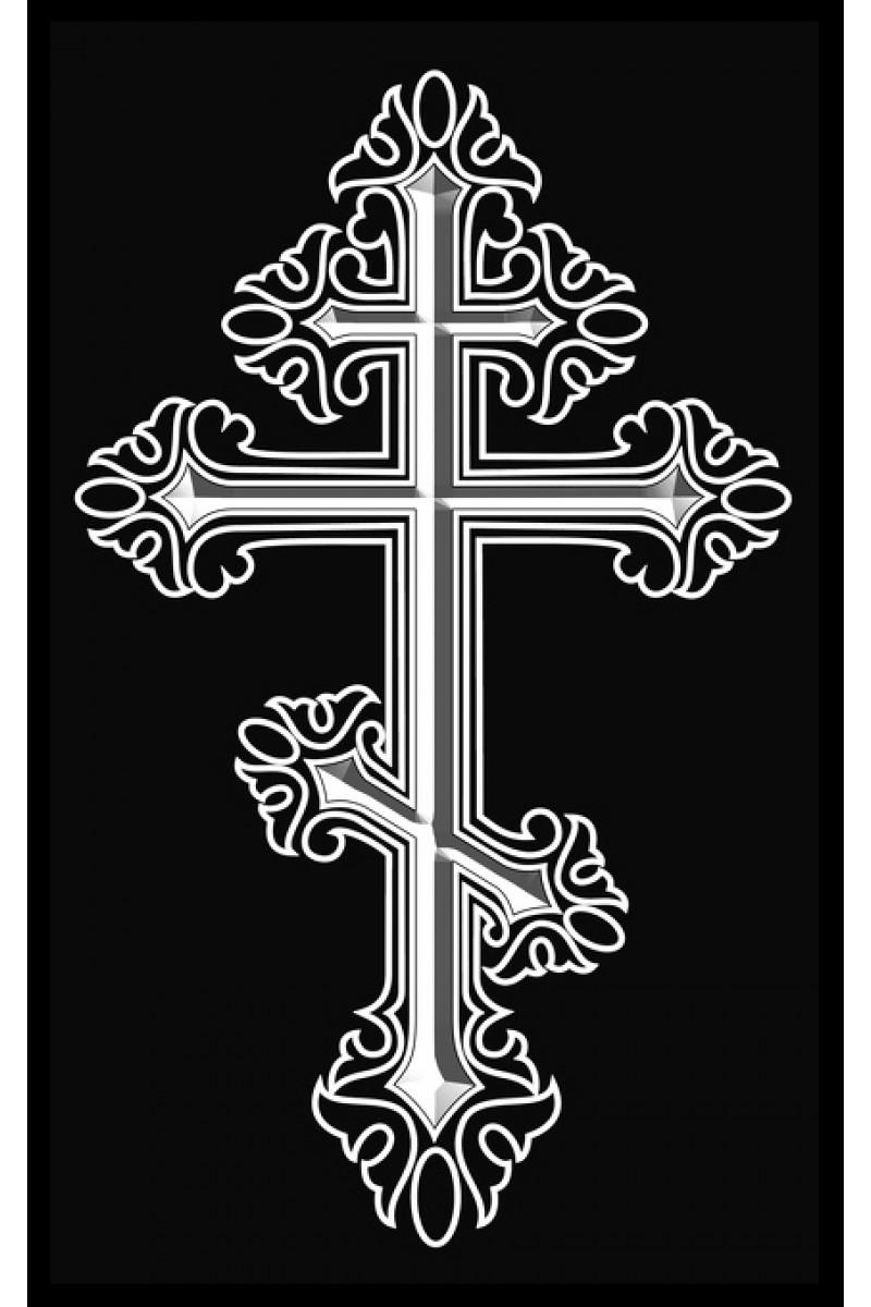 Крест на памятник 220
