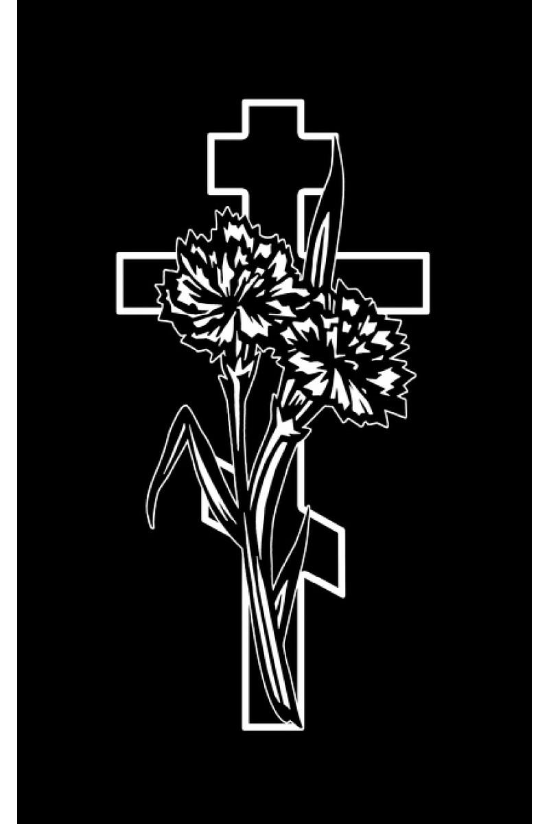 Крест на памятник 248