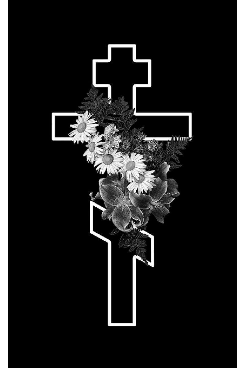 Крест на памятник 249