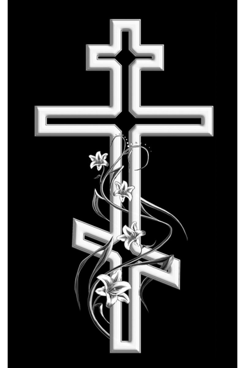 Крест на памятник 259