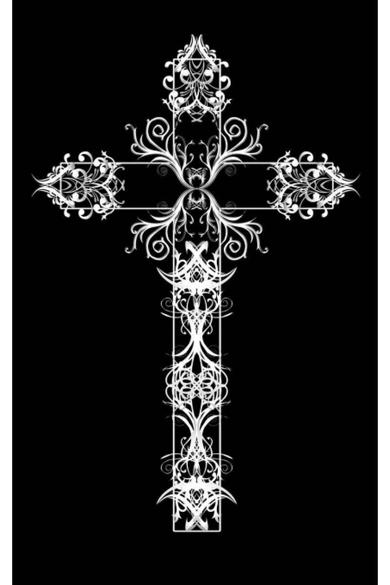 Крест на памятник 294