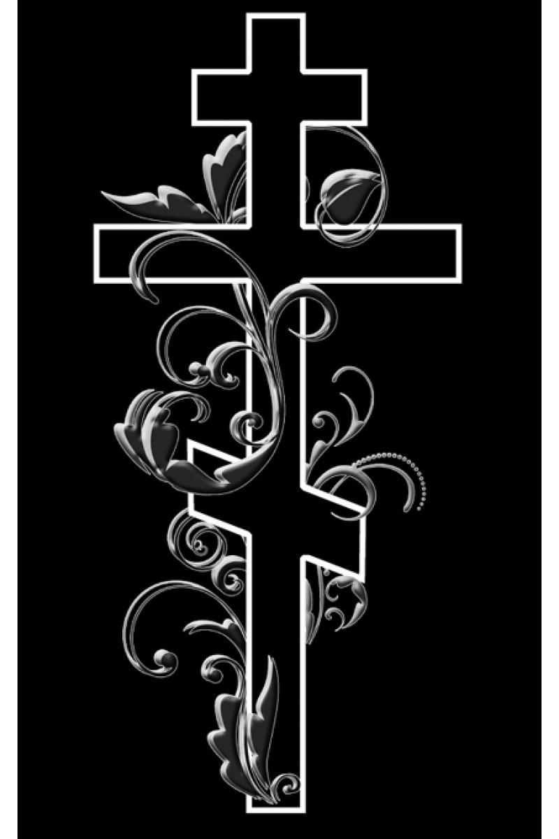 Крест на памятник 329
