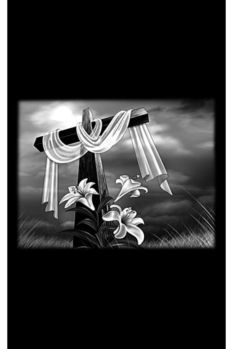 Крест на памятник 351
